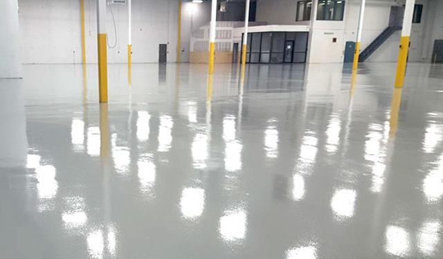Epoxy Floor Types
