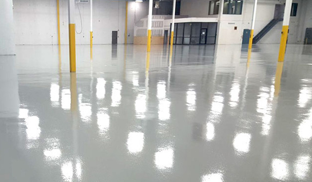 Epoxy Floor Types