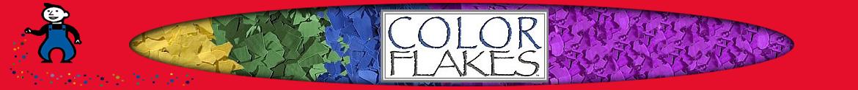 Epoxy Floor Color - Color Flakes